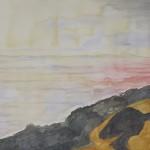 Gravarliden, el estrecho