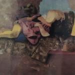 Girl reclining